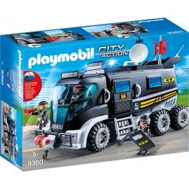 Playmobil® 9360 - City Action - SEK Truck mit Licht und Sound