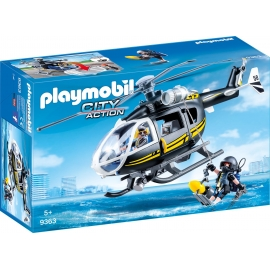 Playmobil® 9363 - City Action - SEK Helikopter