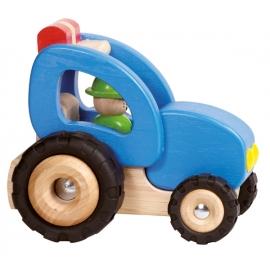 Holzfahrzeug Traktor