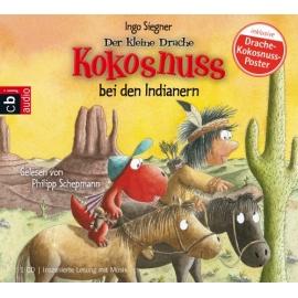 Der kleine Drache Kokosnuss CD - Bei den Indianern