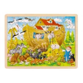 Einlegepuzzle Einzug in die Arche Noah