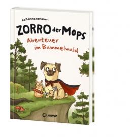 Loewe Bendixen, Zorro, der Mops - Abenteuer im Bammelwa