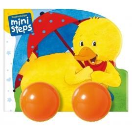 Ravensburger 040858 ministeps Buch Los gehts kleine Ente