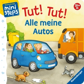 Ravensburger 040865 Tut!Tut! Alle meine Autos