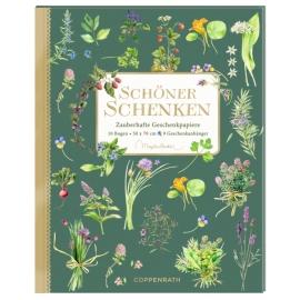 Geschenkpapier-Buch - Schöner schenken (