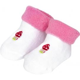 Babysöckchen BabyGlück, rosa (one size)