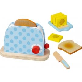 Schneide-Set Toaster (Holz) Die Lieben S