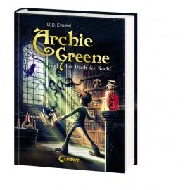 Loewe Archie Greene Bd. 03 Buch der Nacht
