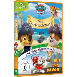 DVD Paw Patrol: Der Piratenschatz
