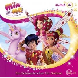 CD Mia and me: 27