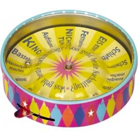 Mini-Roulette Entscheidungshelfer  Bunte