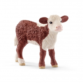 Schleich - World of Nature - Farm Life - Hereford Kalb