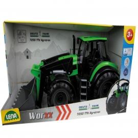 Lena - Worxx Traktor Modell Deutz-Fahr Agrotron 7250 TTV