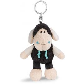 NICI - Jolly Mäh - Schlüsselanhänger Schaf Jolly Kasi, 10 cm