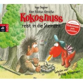 Der kleine Drache Kokosnuss CD - reist in die Steinzeit