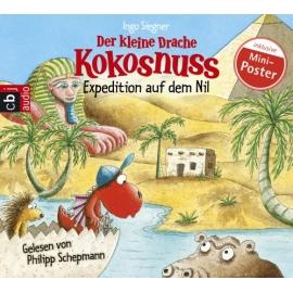 Der kleine Drache Kokosnuss CD E x pedition auf dem Nil