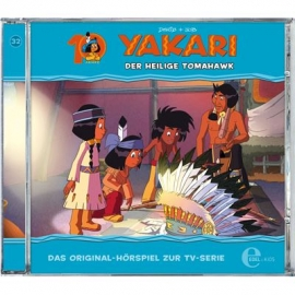 Edel:KIDS CD - Yakari - Der heilige Tomahawk, Folge 32