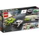 LEGO® Speed Champions - 75888 Porsche 911 RSR und 911 Turbo 3.0