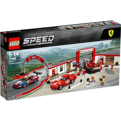 LEGO® Speed Champions - 75889 Ferrari Ultimative Garage