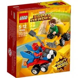 LEGO® Marvel Super Heroes - 76089 Mighty Micros: Scarlet Spider vs. Sandman