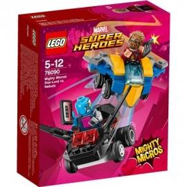 LEGO® Marvel Super Heroes - 76090 Mighty Micros: Star-Lord vs. Nebula
