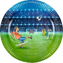 Partyteller Fußball (8 St.)
