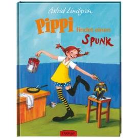 Lindgren, Pippi findet einen Spunk, ab 3