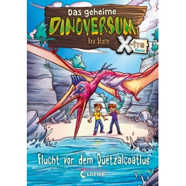Das geheime Dinoversum Xtra - Flucht vor dem Quetzalcoatlus