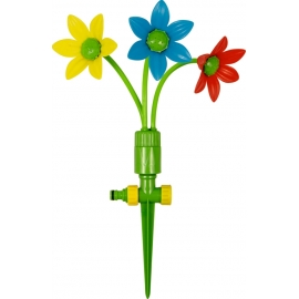 Lustige Sprinkler-Blume  GardEnte Nelli Kids/Was