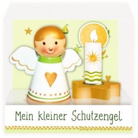 Mein kleiner Schutzengel (Engel mit Kerz