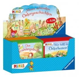 Ravensburger 69681 Mini-Bilderspaß 82 - Meine schönstEnte Nelli Ostergeschichten