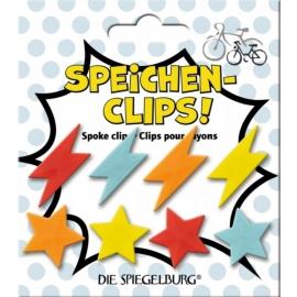 Die Spiegelburg - Speichenclips Pimp my bike! Kids, 8 Stk.