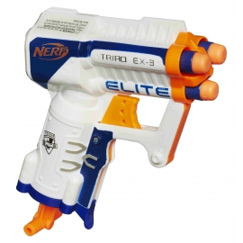 Hasbro - Nerf N-Strike Elite Triad