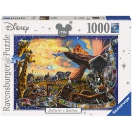 Ravensburger Puzzle - Collectors Edition - Der König der Löwen, 1000 Teile