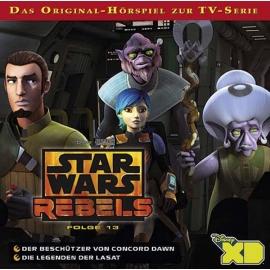 CD Star Wars™ Rebels 13:Dawn