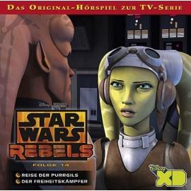 CD Star Wars™ Rebels 14:Reise
