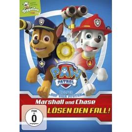 DVD Paw Patrol: Marshall und Chase lösen den Fall