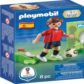 Playmobil® 9517 - Nationalspieler Spanien