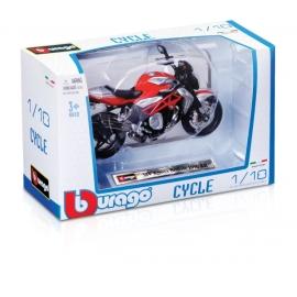BBURAGO Motorrad Dispenser sortiert, MAM 1:18