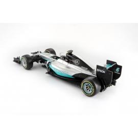 BBURAGO HK   Bella Bambina 1:18 F1 Mercedes AMG Petronas W07 Hybrid ( 44 L. Hamilton)