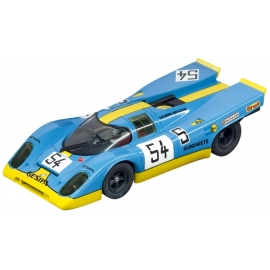 CARRERA DIGITAL 132 - Porsche 917K   Gesipa Racing Team, No.54  , 1000km Nürburgri