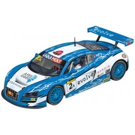 CARRERA DIGITAL 124 - Audi R8 LMS   Fitzgerald Racing, No.2A