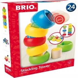 BRIO - Motorik-Stapelturm