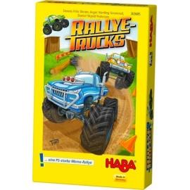 HABA® - Rallye-Trucks