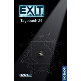 KOSMOS - EXIT - Das Buch - Tagebuch 29