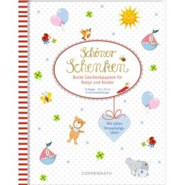Geschenkpapier-Buch - Schöner schenker