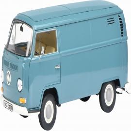 Schuco - VW T2 Kasten blau 1:18