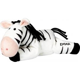 Zebra Emma zum Kuscheln  Die LiebEnte Nelli Sieb