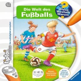 Ravensburger Spiel - tiptoi - Die Welt des Fußballstiptoi®