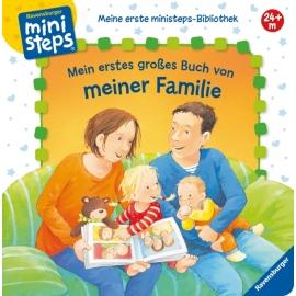 Ravensburger 040797 ministeps Das große Buch von der Familie